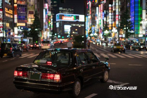 【都内23区】タクシー動画広告(山下湘南夢クリニック様の事例)